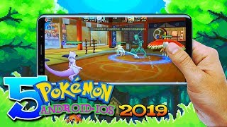 Top 5 New Pokémon Games in January 2019 (Android/IOS)