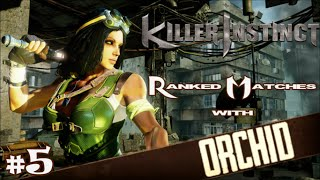 Killer Instinct Ranked Matches with Orchid Part 5