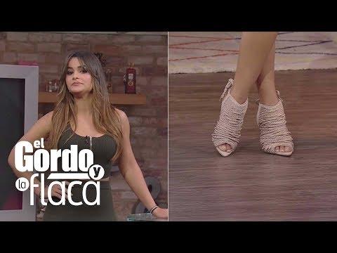 Xxx Mp4 GyF Clarissa Causó Sensación Con Su Zapatos De Lazos 3gp Sex