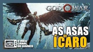 ONDE FORAM PARAR AS ASAS DE ÍCARO e outras armas de Kratos??? [God of War]