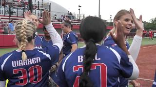 Highlights: USSSA Pride beat Team USA 7-3
