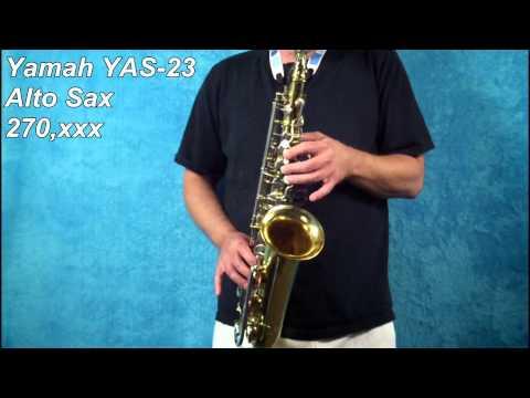Xxx Mp4 Yamaha YAS 23 Alto Sax 270 Xxx 3gp Sex