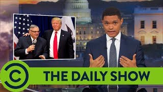Why Did Arpaio Need A Pardon? - The Daily Show | Comedy Central