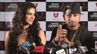 Hot Sunny Leone Loves Yo Yo Honey Singh