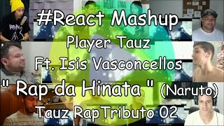 #React Mashup: Player Tauz