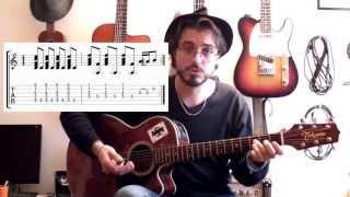Imagine (John Lennon) - Cours de guitare Eric Legaud
