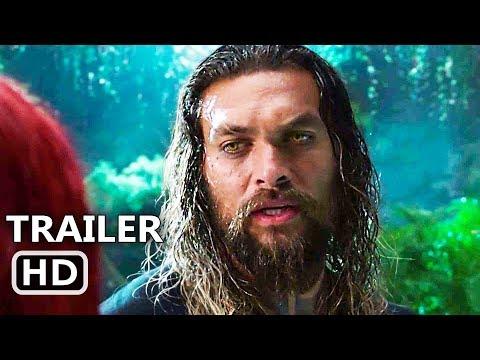 Xxx Mp4 AQUAMAN Trailer 2 NEW 2018 Jason Momoa Superhero Movie HD 3gp Sex