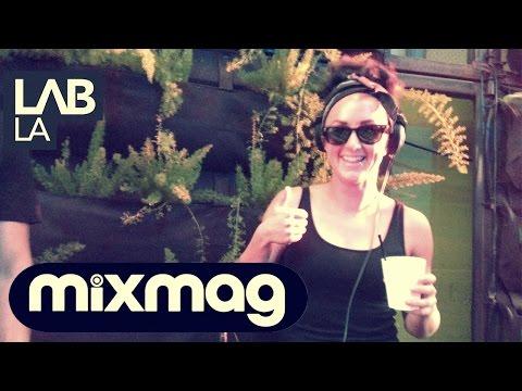 HANNAH WANTS jackin house DJ set in The Lab LA