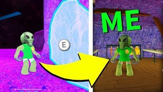 GETTING IN THE ALIEN ICE CAVE! (Roblox Jailbreak)