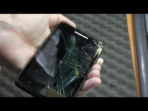 Как поменять стекло на смартфоне своими руками