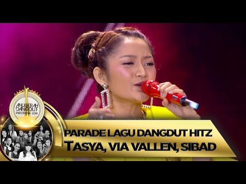 Parade Lagu Dangdut Paling Hitz! Tasya, Via Vallen, Cak Sodiq, Mus Brother - ADI 2018 (1611)