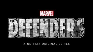 Marvels The Defenders - official playlist