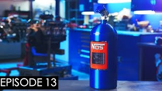 How Much Nitrous Can a Stock Engine Take? - Engine Masters Ep. 13