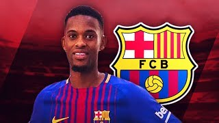 NELSON SEMEDO - Welcome to Barcelona - Insane Skills, Tackles, Runs & Assists - 2017 (HD)