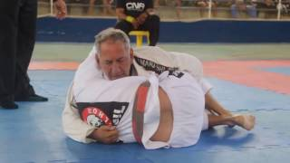 MESTRES VLADIR FERREIRA vs ADIVALDO BATISTA - III COPA GANDU FIGHT JIU JITSU