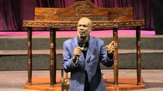 Bishop Noel Jones speaks about the gift in Prophet Passion Java (The Gift of Prophecy)