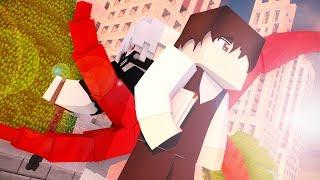 Minecraft TOKYO GHOUL - MEU MODPACK ! ‹ Sky ›