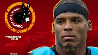 Cam Newton - Donkey of the Day (9-2-16)