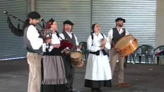 Jota Cantada - Os Azoughados de Churío (Festas do San Pedro de Feás - Aranga)