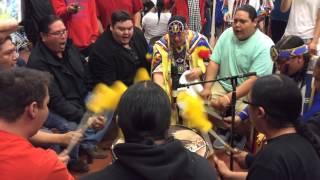 Dakota Travel @ Grand Forks Time-Out Powwow 2014