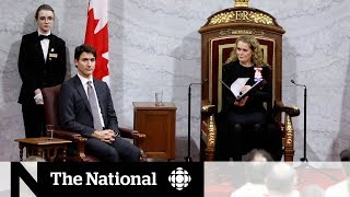 Tax cuts, climate action among throne speech promises