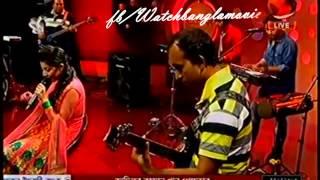 Ektu Ektu by Porshi And Arfin Rumey New Bangla Music Video HD 2014   YouTube