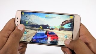 Coolpad Note 5 Gaming Review