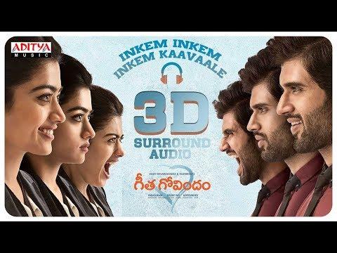 Xxx Mp4 Inkem Inkem Inkem Kaavaale 3D Surround Audio Geetha Govindam Songs Vijay Devarakonda Rashmika 3gp Sex