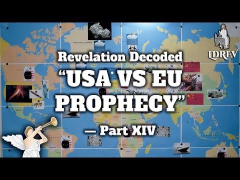 watch Bible Prophecy 2016: Revelations End Time Prophecies - USA vs EU, Russia/China WWIII War