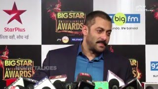 Salman Khan At Big Star Entertainment Awards 2015 Red Carpet