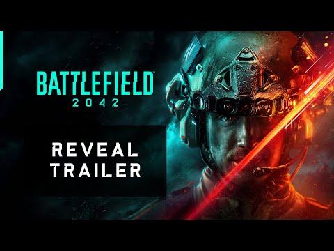 Battlefield 2042 Official Reveal Trailer ft. 2WEI