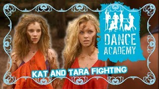 Kat and Tara fight each other 😱| Dance Academy