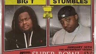 413 Battle League - Big T vs Stumbles