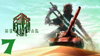 Metal Max Xeno Walkthrough Gameplay Part 7 - No Commentary (PS4 PRO)