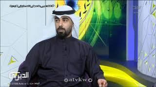 النجم حسين فاضل: التحكيم وايد سيء في الدوري الاماراتي .. ونادي الوحدة يستقصدونه !