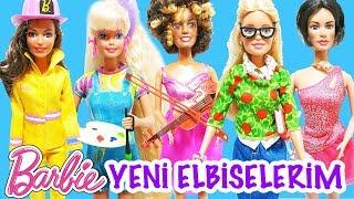 YENİ Barbie Kıyafetleri | Barbie Giydirme Oyunları | Oyuncak Butiğim