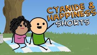 Cloud Watching - Cyanide & Happiness Shorts