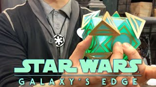 Star Wars: Galaxy's Edge - LIGHTSABERS and HOLOCRONS Revealed!