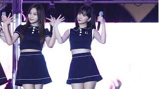 170820 여자친구(GFRIEND) - 귀를 기울이면 (Love Whisper) 은하 직캠(Eunha Focused) 4K Fancam by 비몽