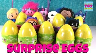 Itty Bittys Looney Tunes Surprise Mystery Eggs Hallmark Opening   PSToyReviews