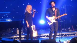 Marcus Mumford and Ellie Goulding Your Song