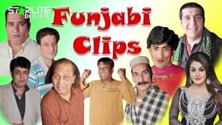 Funjabi Clips 15 Zafari khan New Pakistani Stage Drama Full Comedy Funny Clip