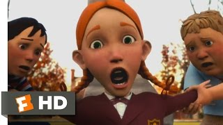 Monster House (3/10) Movie CLIP - Detectable Movement! (2006) HD