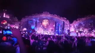 Armin Van Buuren B2B W&W B2B Sunnery James e Ryan Marciano - Dominator [Tomorrowland Brasil 2016]