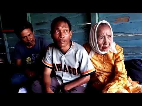 Perempuan 78 Tahun Asal Amuntai Ini Nikahi Brondong, Mas Kawin Rp 12.500