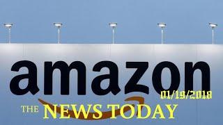 News Today 01/19/2018 | Donald Trump | Amazon