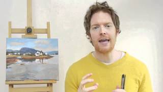 Beginners Acrylic Landscape Painting Course