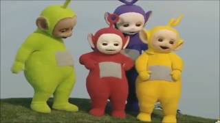 Teletubbies Boy's and Egg's (US Version)