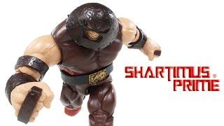 Marvel Legends Juggernaut BAF 2016 X-Men Build A Figure Toy Comic Action Figure Review