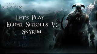 Let's Play Elder Scrolls V: Skyrim #6; Dragonborn Act 1